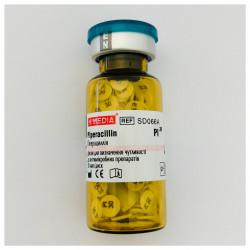 Диски с пиперациллином 30 мкг
