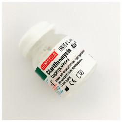 Диски с кларитромицином 15 мкг