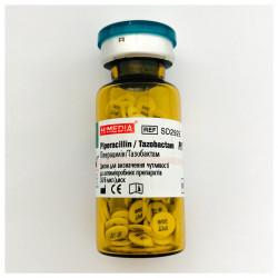 Диски с пиперациллин /...